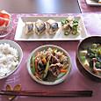 0529 焼き鯖定食