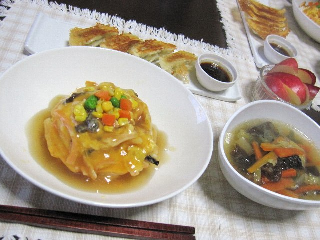 0116 中華定食